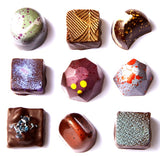 Luxury Chocolates: 5 piece Assortment