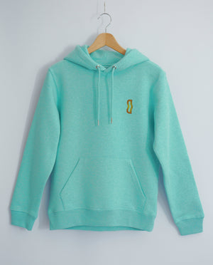 Hoodie D-Tan Vert Chiné - DILESTED