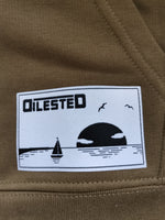 Hoodie Dilested Khaki - DILESTED