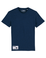 T-shirt Dilested Bleu Chiné - DILESTED
