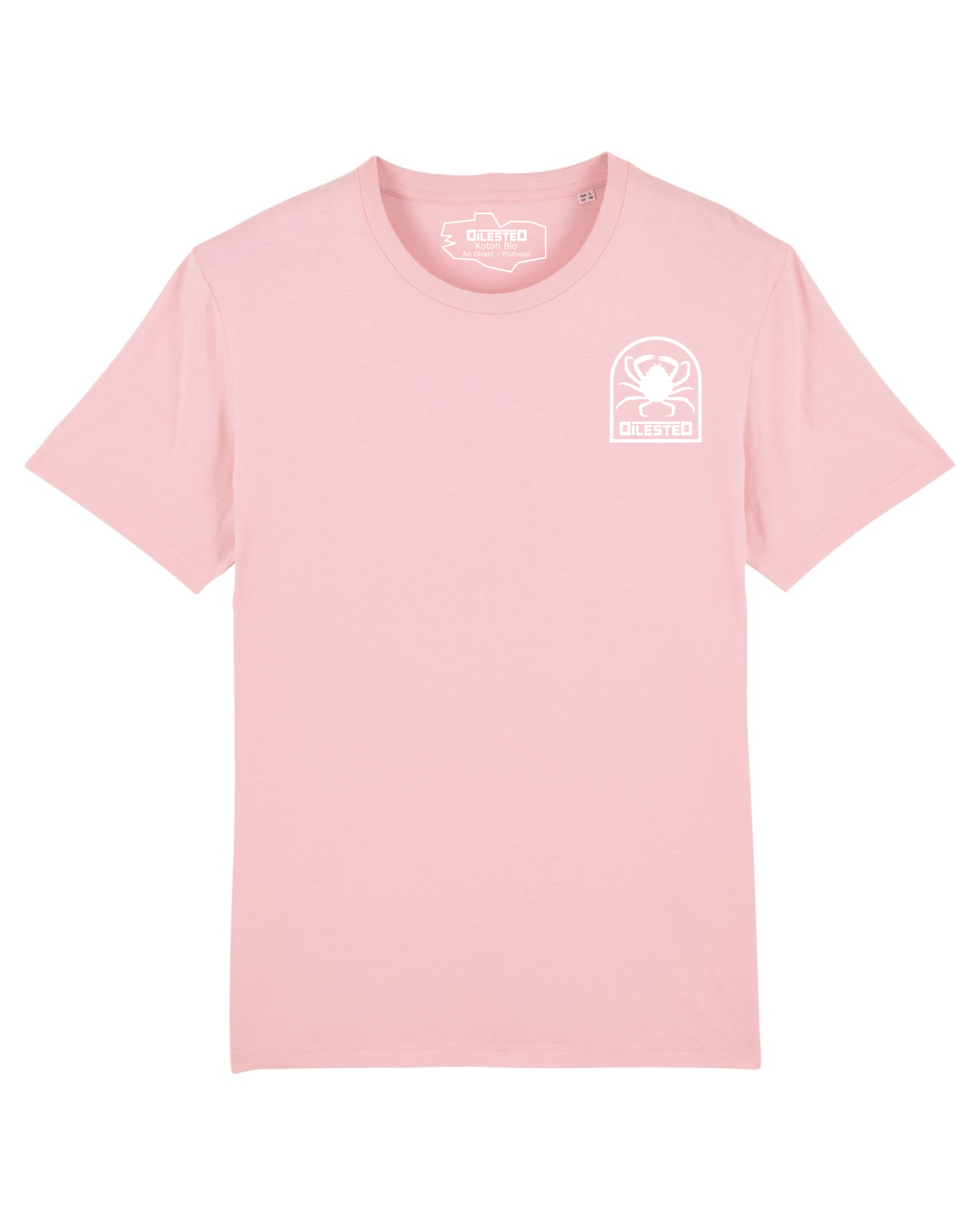 T-shirt Morgevnid Rose - DILESTED