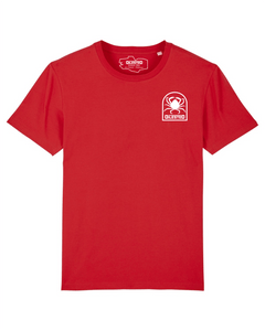 T-shirt Morgevnid Rouge - DILESTED