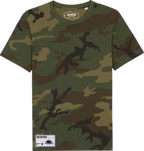 T-shirt Dilested Camouflage - DILESTED