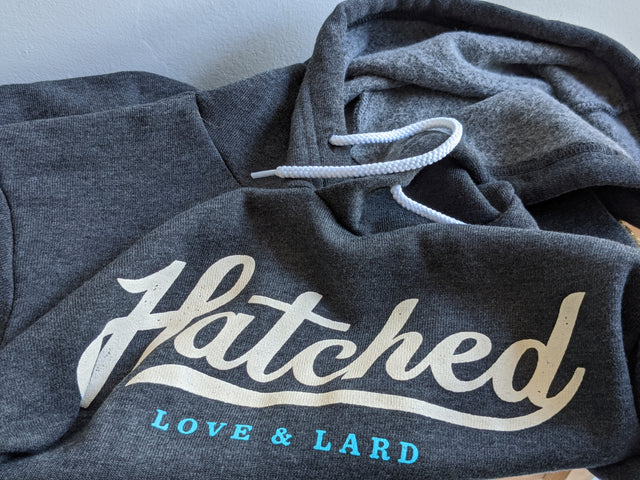 Hatched Sweatshirt