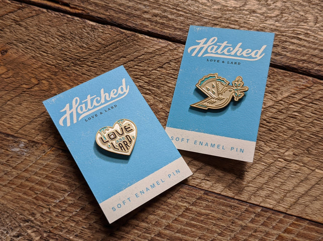 Soft Enamel Pins