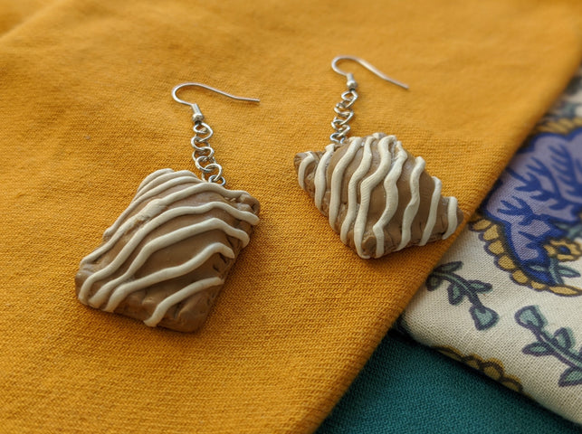 Hand Pie Earrings