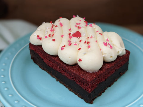 Red Velvet Brownie (SOLD OUT)