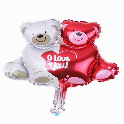 Love Bear Balloons