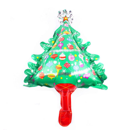 Christmas Tree Balloons