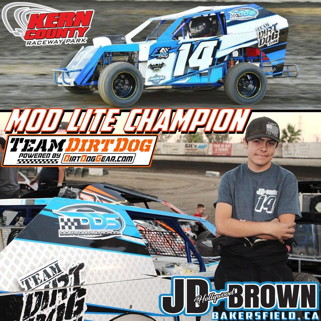 15 Year Old Claims Track Championship at Kern County