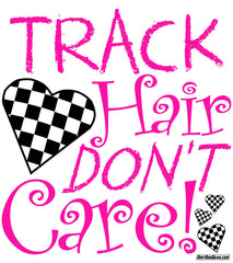 DG12 - Track Hair Don't Care