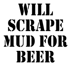 CR13 - Will Scrape Mud