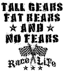CR20 - Tall Gears Fat Rears