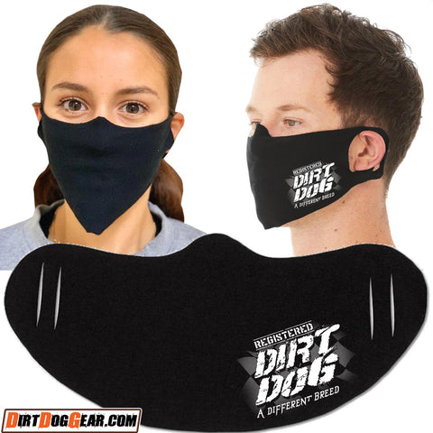 Lightweight Cotton Face Mask