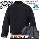 Carhartt® Blanket Lined, Detroit Jacket