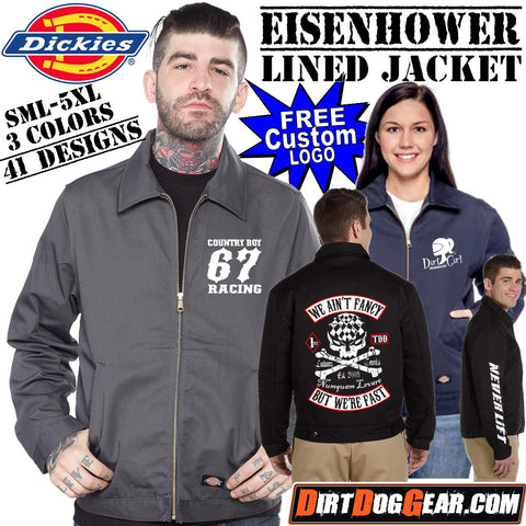 Dickies® Lined Eisenhower Jacket