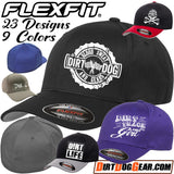 Hat 3 - Flexfit® Wooly 6 Panel