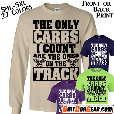 "Bones Shirt #18: ""Counting Carbs"""