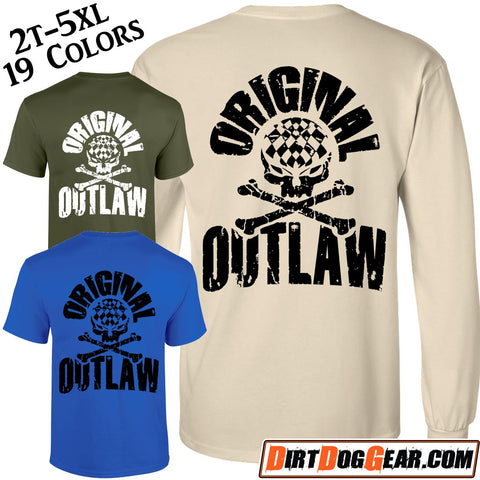 "Bones Shirt #4: ""Original Outlaw"""