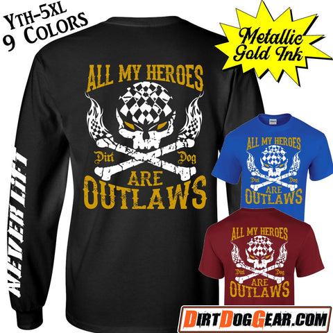 "Bones Shirt #7: ""All My Heroes"""