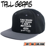 Hat 2 - Flat Bill, 2 Tone Wool Snapback