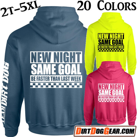 "Hoodie 48: ""New Night - Same Goal"""