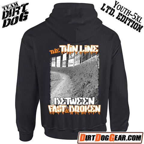 "Limited Edition Hoodie 22: ""The Thin Line"" 2K17"