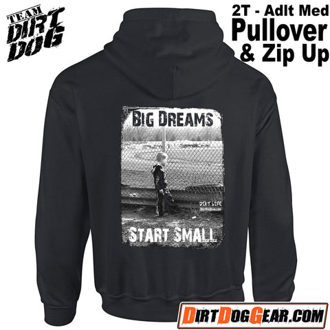 "Limited Edition Kids Hoodie #4: ""Big Dreams"""