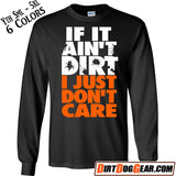 "Crate Rate® LS Shirt 15: ""If It Ain't Dirt"""