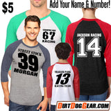 "Triblend Raglan Jersey 46: ""Sorry for What I Said"""
