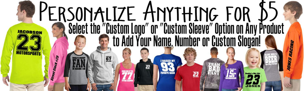 Personalize Any Garment