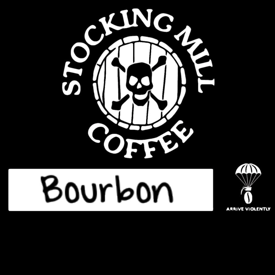 Bourbon Flavored Coffee