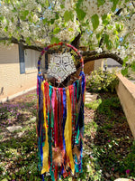 Bohemian Dreams Prinaka Heaven to Earth Dream Catcher