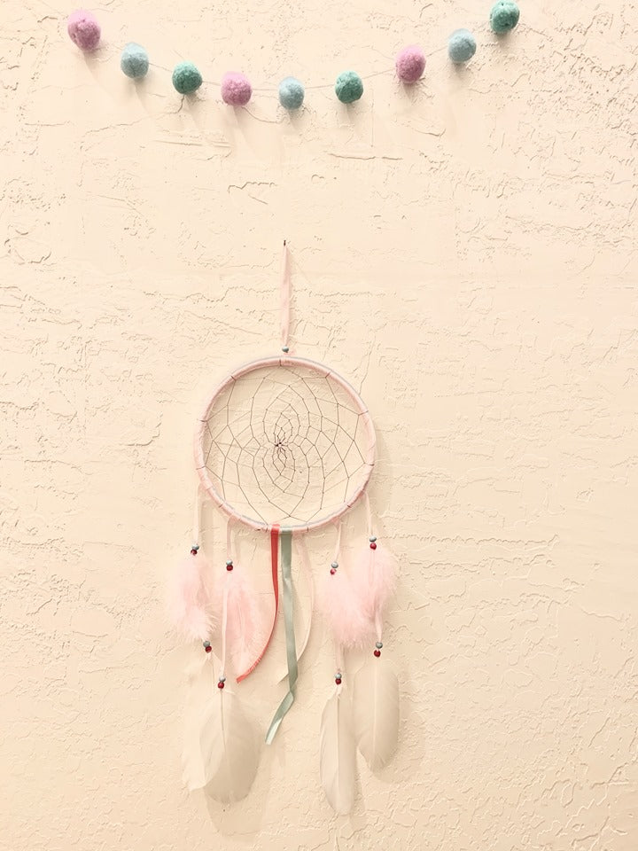 Pink Jayne Princess Dream Catcher