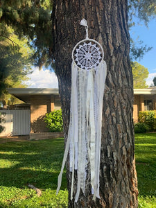 White Shivta Clarity Dream Catcher Kit