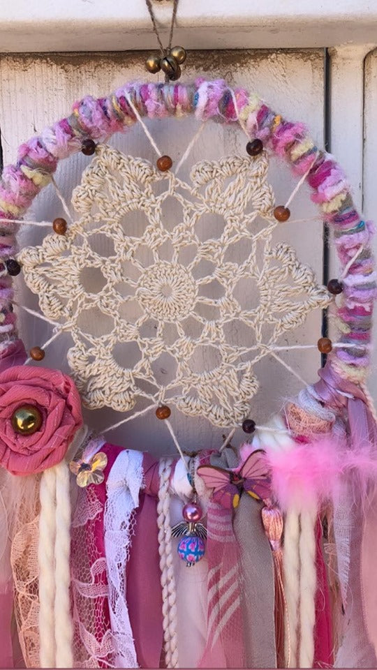 Pinkie Dream Catcher