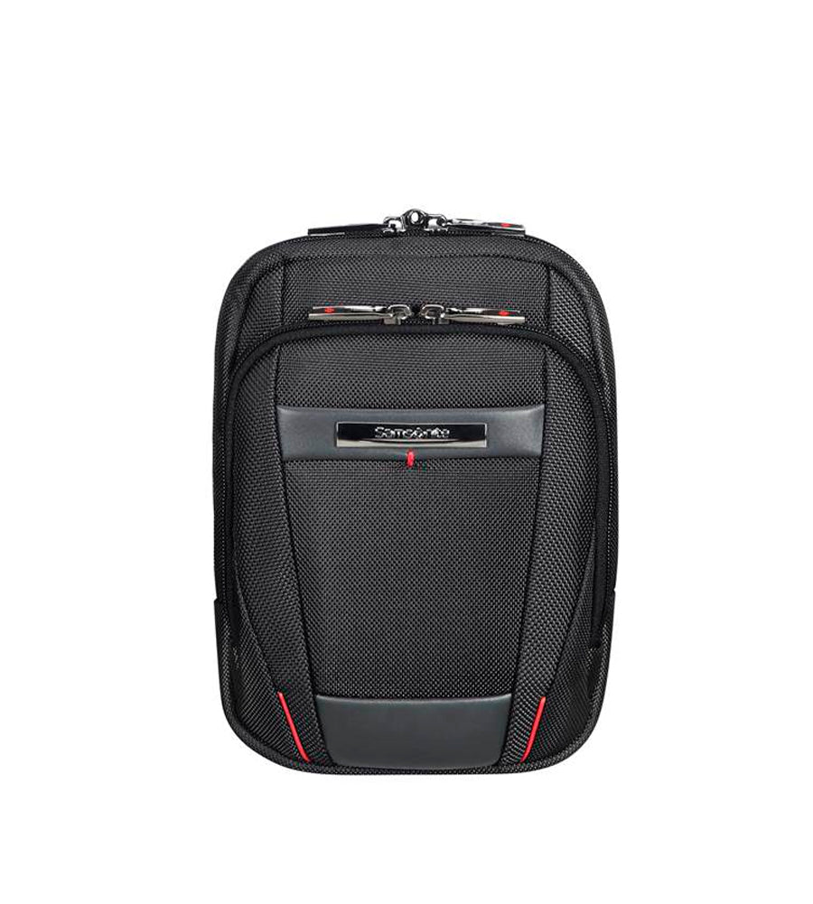 Samsonite Pro DLX 5 Sort  Crossover Taske