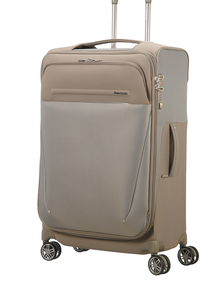Samsonite B-Lite Icon Stor kuffert Sand