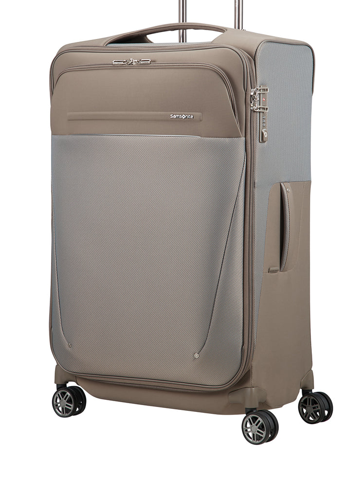 Samsonite B-Lite Icon Ekstra Stor kuffert Sand