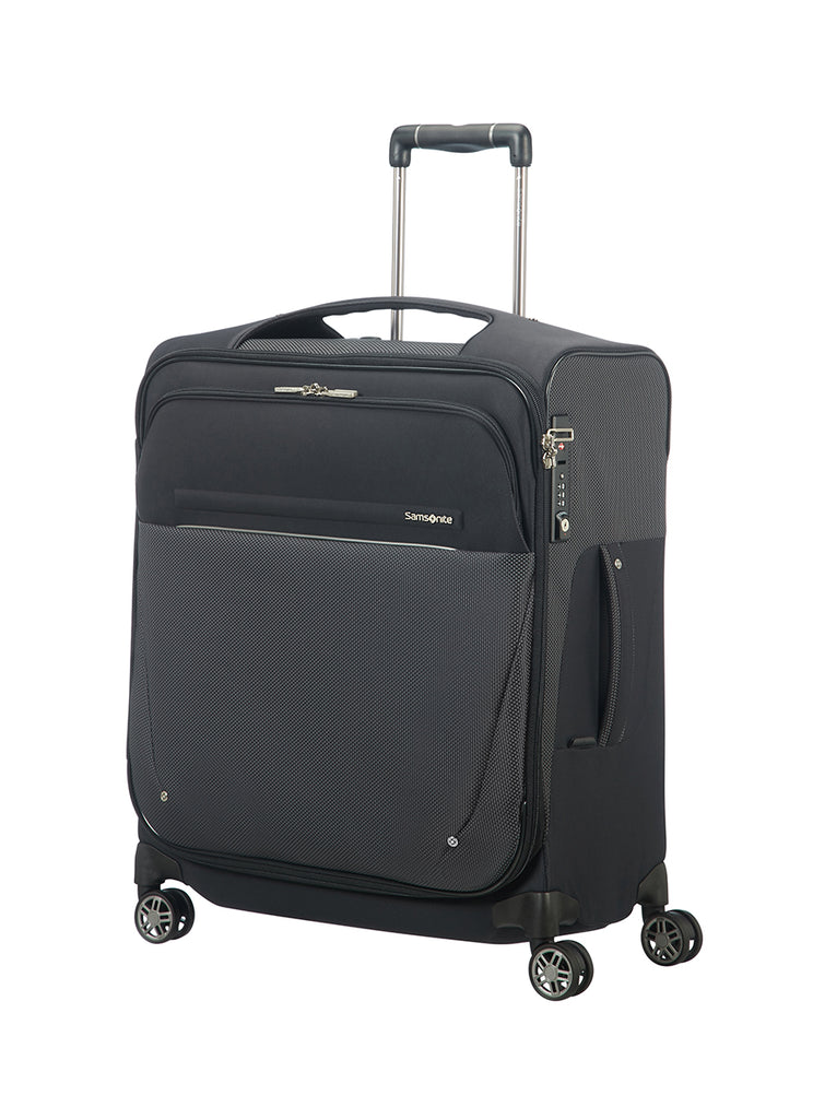 Samsonite B-Lite Icon Ekstra Stor Kabine Kuffert Sort