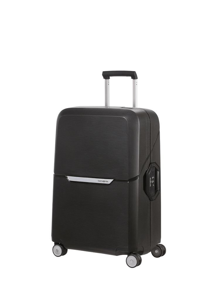 Samsonite Magnum Sort Kabine Kuffert