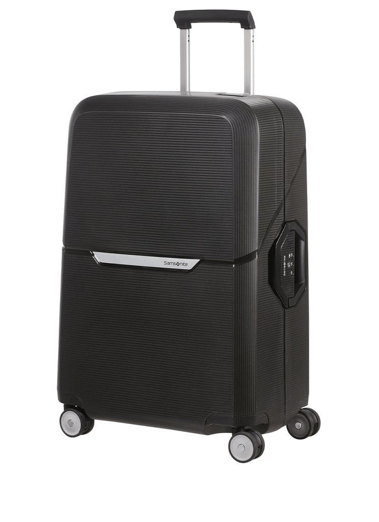 Samsonite Magnum Sort Stor Kuffert