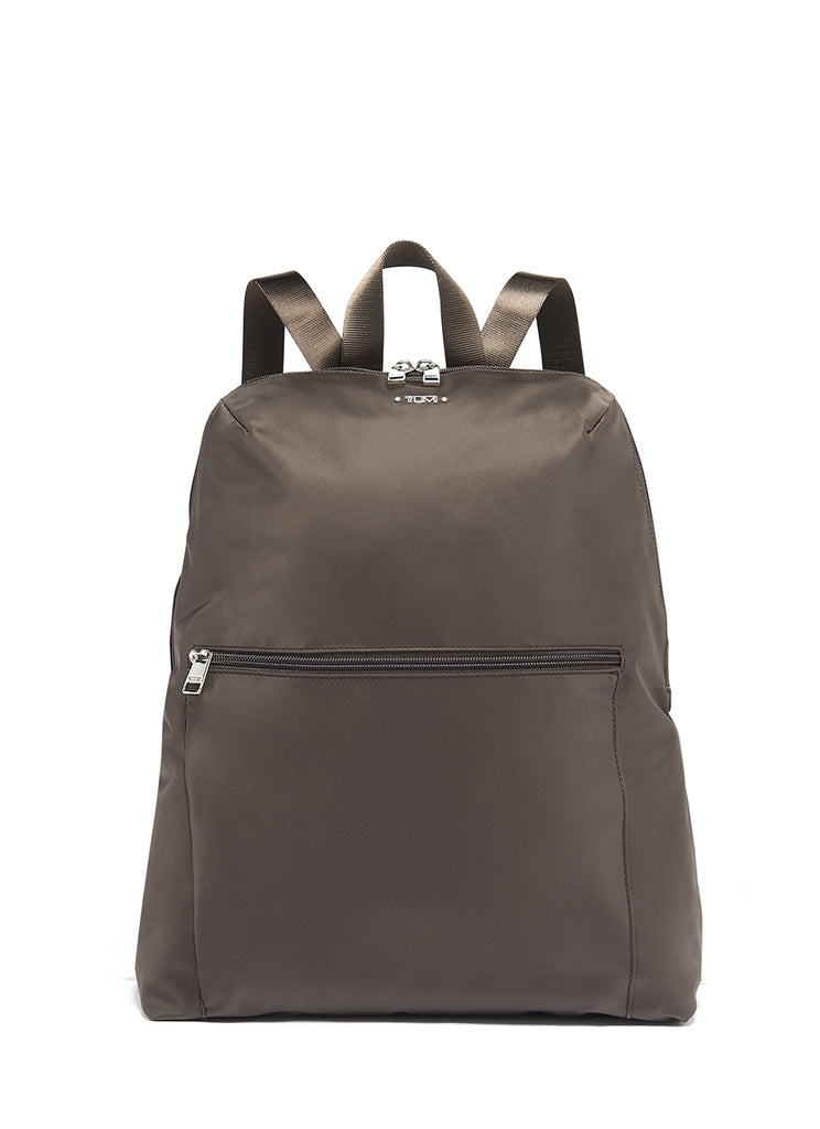 Tumi Voyageur Just In Case Mink Backpack