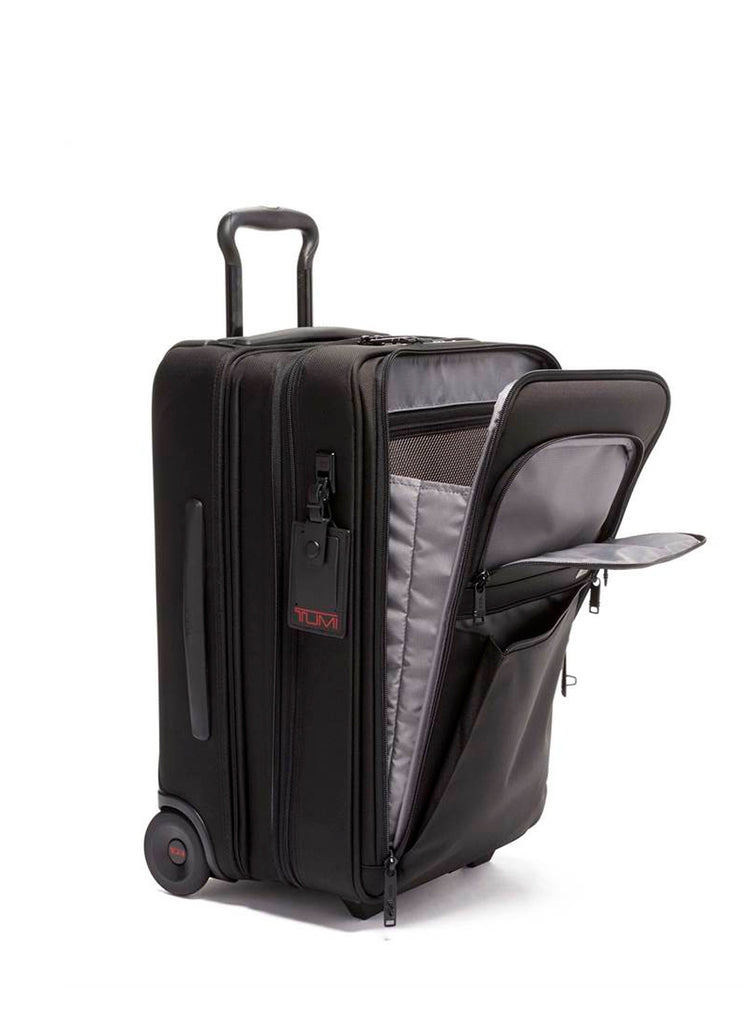 TUMI Alpha 3 International Expandable 2 Wheeled Carry-On