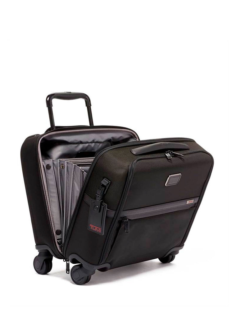 Tumi Alpha 3 Compact 4 Wheeled Brief