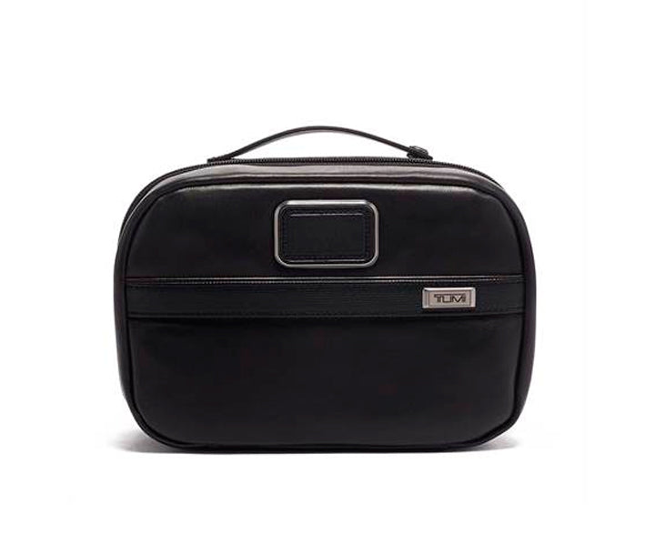 Tumi Alpha 3 Split Travel Kit Leather
