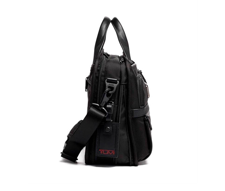 Tumi Small Screen Expandable Laptop Brief