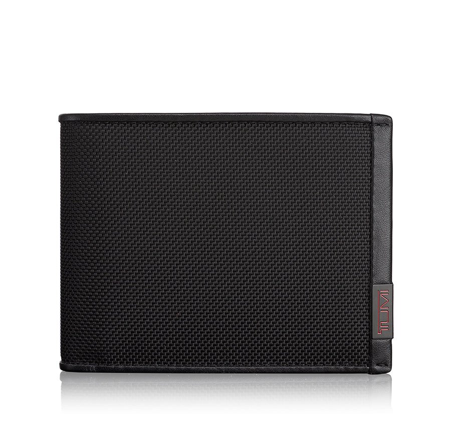 Tumi Alpha SLG Global Double Billfold Pung