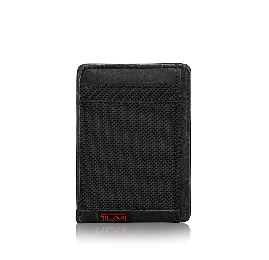 Tumi Alpha SLG Money Clip Card Case