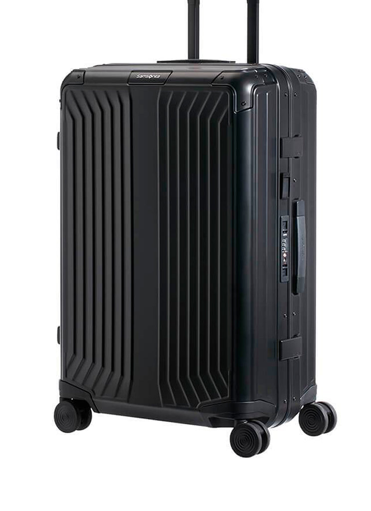 Samsonite LiteBox Alu Stor Kuffert